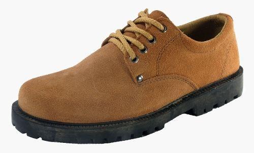 9d0c47eb33 Sapato Casual Masculina Couro Camurça Marron + Cinto Brinde - R  69 ...