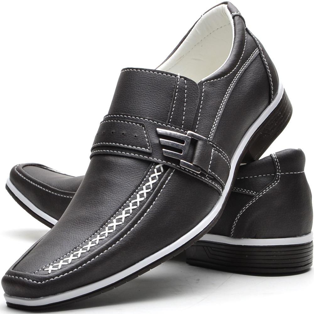 a01a5cbdbd sapato casual masculino casual italy mega oferta 2019. Carregando zoom.