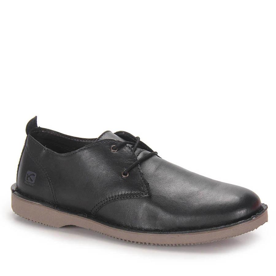a9fbb8f5976 sapato casual masculino kildare bk - preto. Carregando zoom.