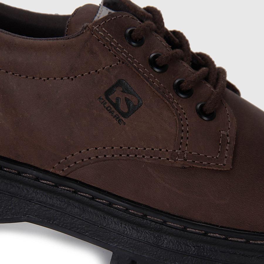 741ee75b4b7d2 Sapato Casual Masculino Kildare - Cafe - R$ 149,99 em Mercado Livre