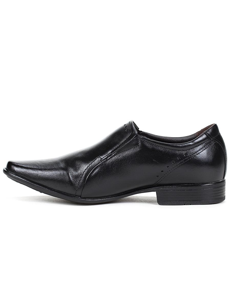 6df8da92ae sapato casual masculino pegada preto. Carregando zoom.