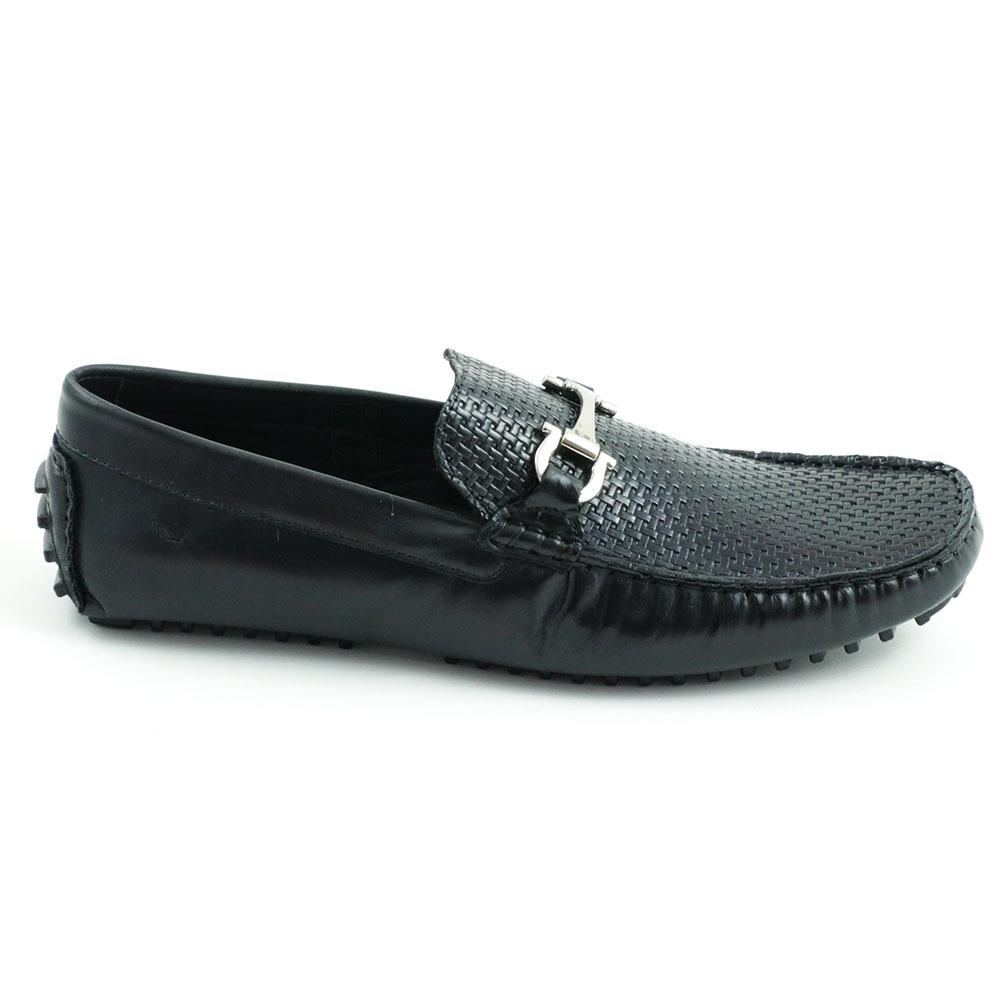 74a1442d10ac2 Sapato Casual Mocassim Verona Preto - R$ 319,00 em Mercado Livre
