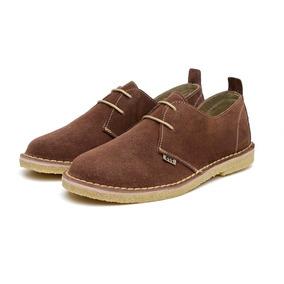 d9c492f5f0d53 Sapato 775 Camurca Masculino Coturno - Sapatos com o Melhores Preços no  Mercado Livre Brasil