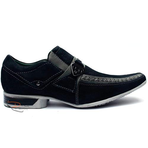 394666d4b Sapato Casual Social Masculino Super Luxo Couro Legitimo - R  159