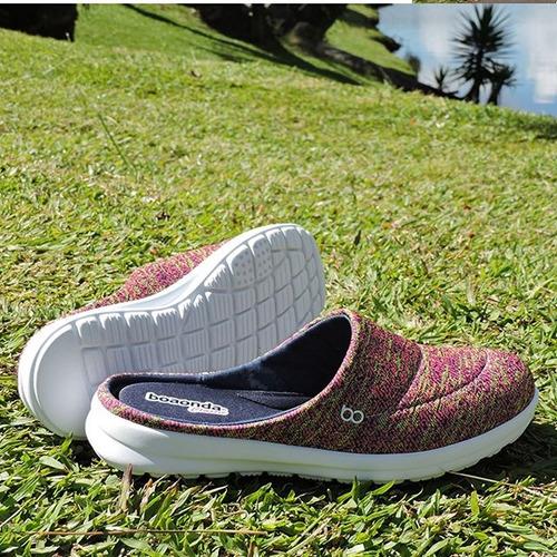 sapato chinelo mule estilizada ibiza fresh boa onda