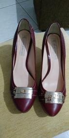 8f40701953 Sapato Vermelho Jorge Bischoff - Sapatos no Mercado Livre Brasil