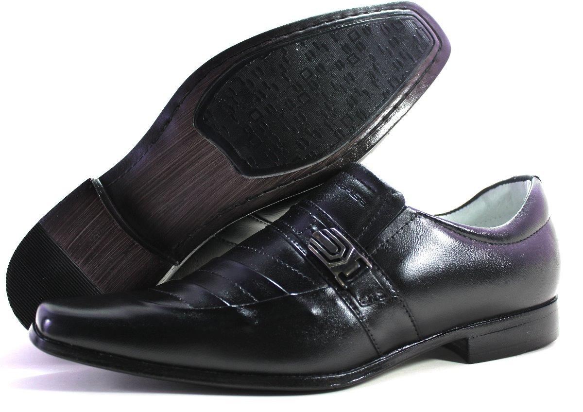 0d061fb645 sapato classico social masculino estilo ferracini couro orig. Carregando  zoom.