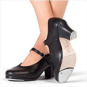 d53e7d8ff Sapato So Danca Danca De Salao C/fivela Napa Salto 3cm Preto ...