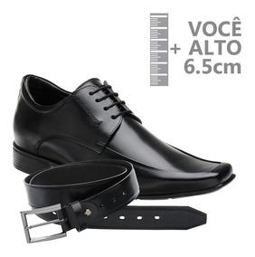60726740e5 Sapato Social Masculino Salto Interno - Calçados, Roupas e Bolsas com o  Melhores Preços no Mercado Livre Brasil