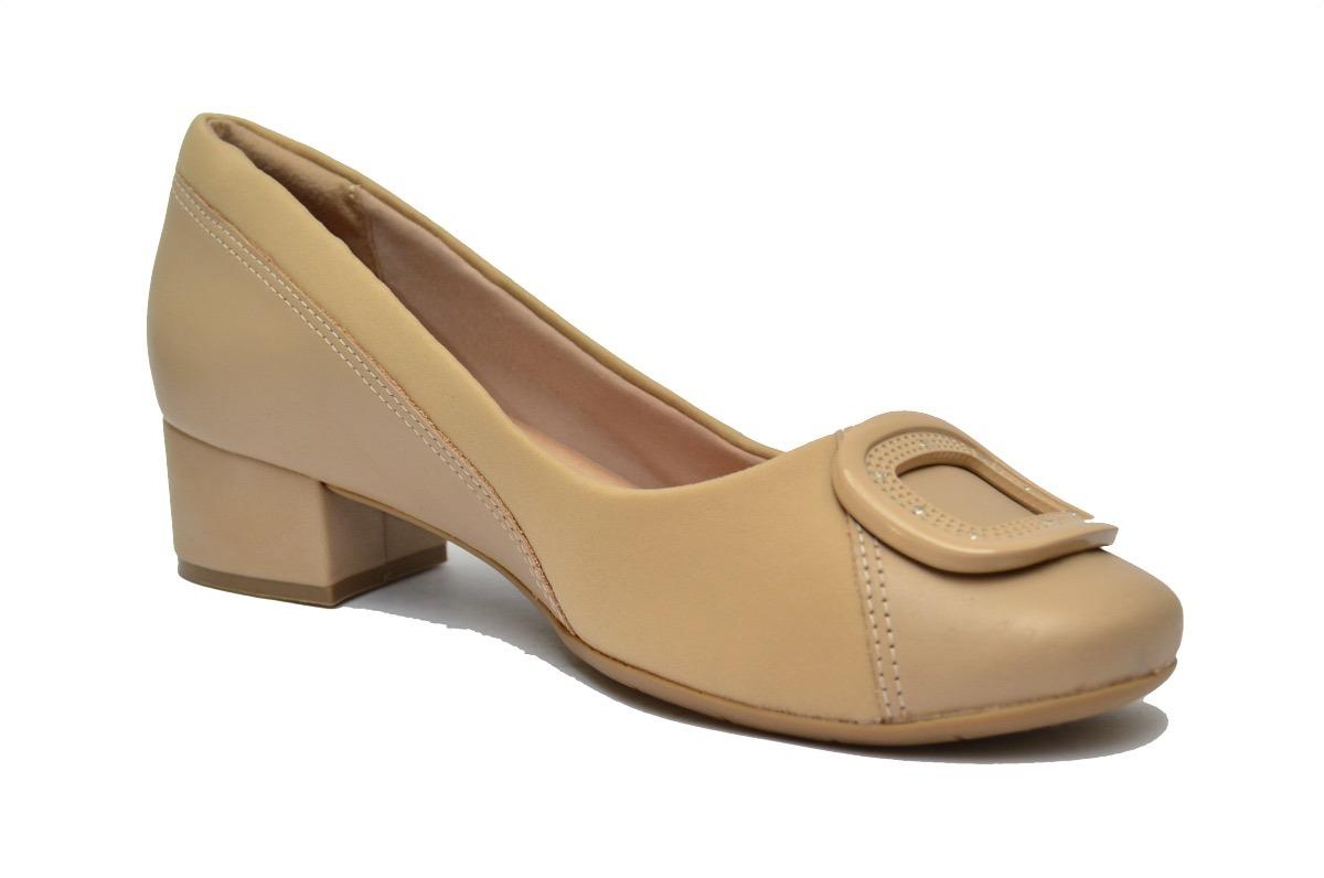 bf9ee6b5cb sapato comfortflex avelã 1895305. Carregando zoom.