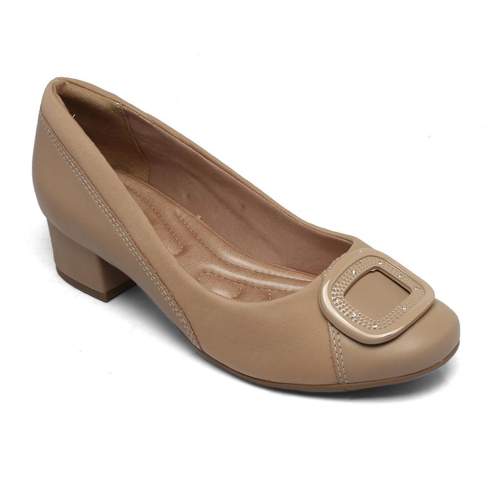 dc05ce2438 sapato comfortflex napa avelã 1895305. Carregando zoom.