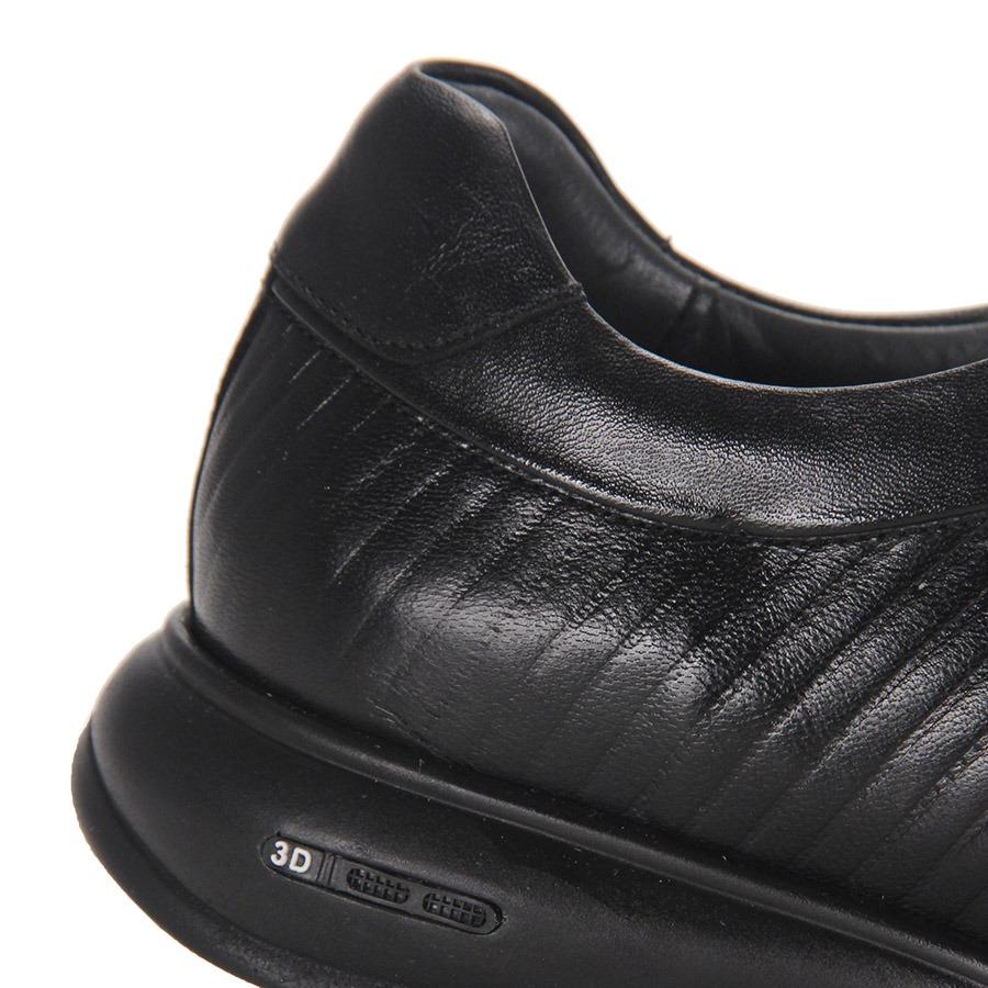094ba6622 Sapato Conforto Masculino Jota Pe Walker - Preto - R$ 199,99 em ...