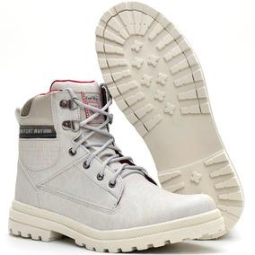 e5d9801708 Bota Coturno Adventure Casual Urban Worker Trekking Boot Dhl