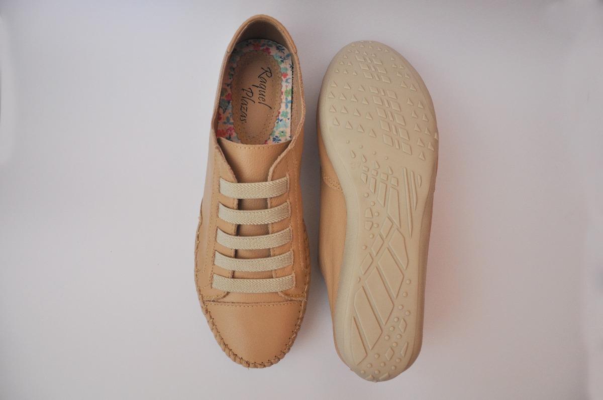 3f29ca5d0f sapato couro feminino legítimo confort raquel plazas. Carregando zoom.