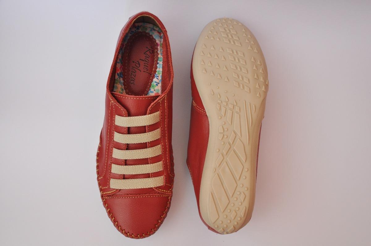 1828f2cdc sapato couro legítimo feminino lançamento raquel plazas. Carregando zoom.