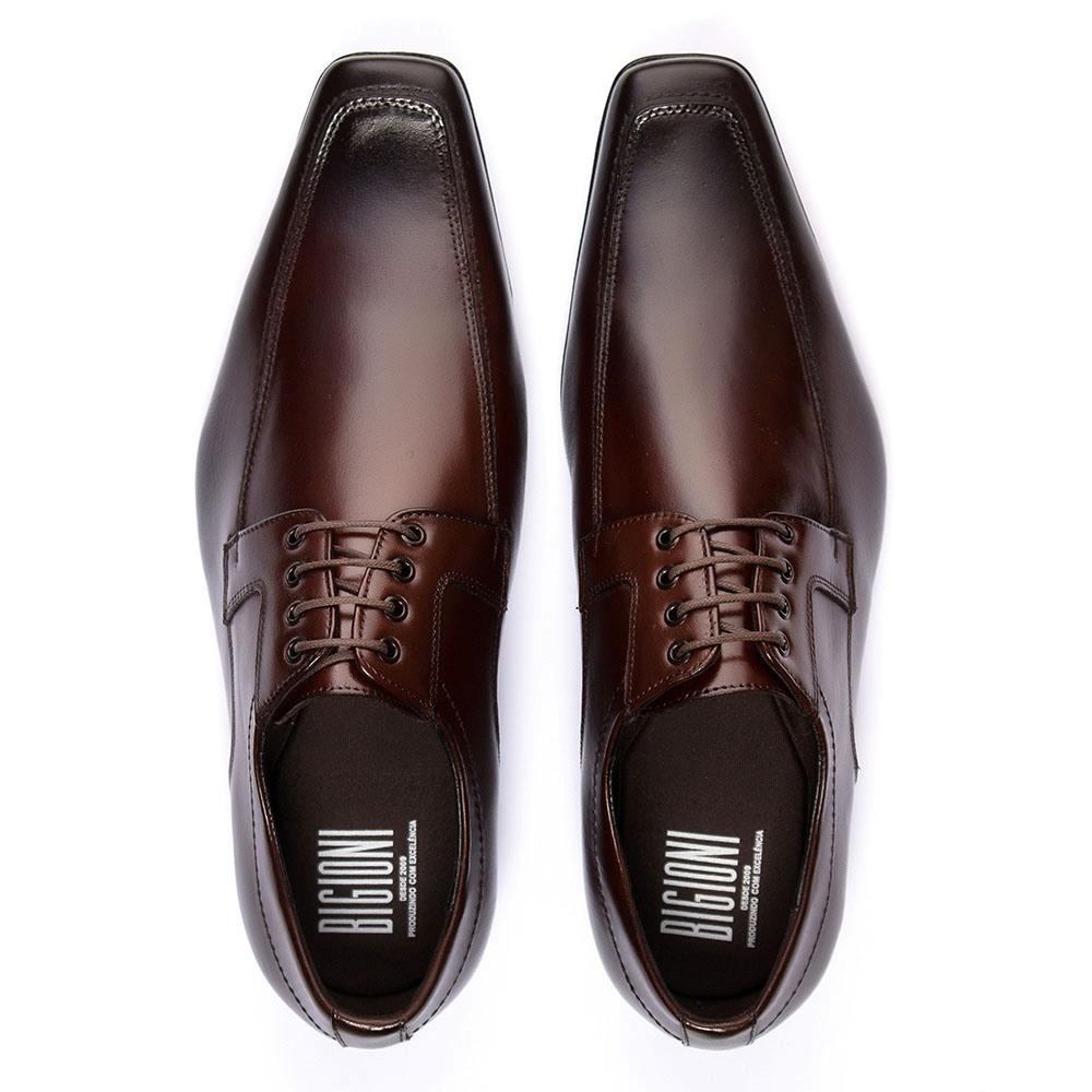 5d09cec192 sapato couro legítimo social masculino frete grátis promoção. Carregando  zoom.