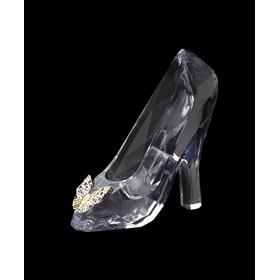Sapato Cristal Cinderela 15 Anos Festas E Quarto Meninas