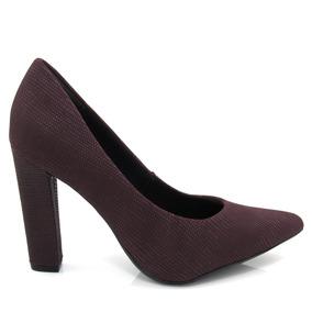 2084b0c2c Sapato Crysalis Vzn Antique - Sapatos com o Melhores Preços no Mercado  Livre Brasil