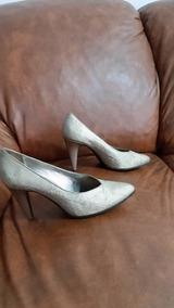 9b5d0d55e5 Sapatos Czarina Feminino - Sapatos para Feminino Prateado no Mercado Livre  Brasil