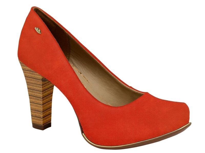 be9781f23 sapato dakota feminino meia pata tomate marsala promoção. Carregando zoom.