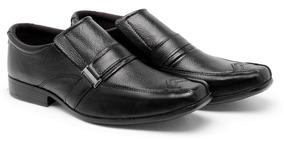 6b303fd49 Sapato Social Masculino De Amarrar Bico Quadrado Cns Tam 43 ...