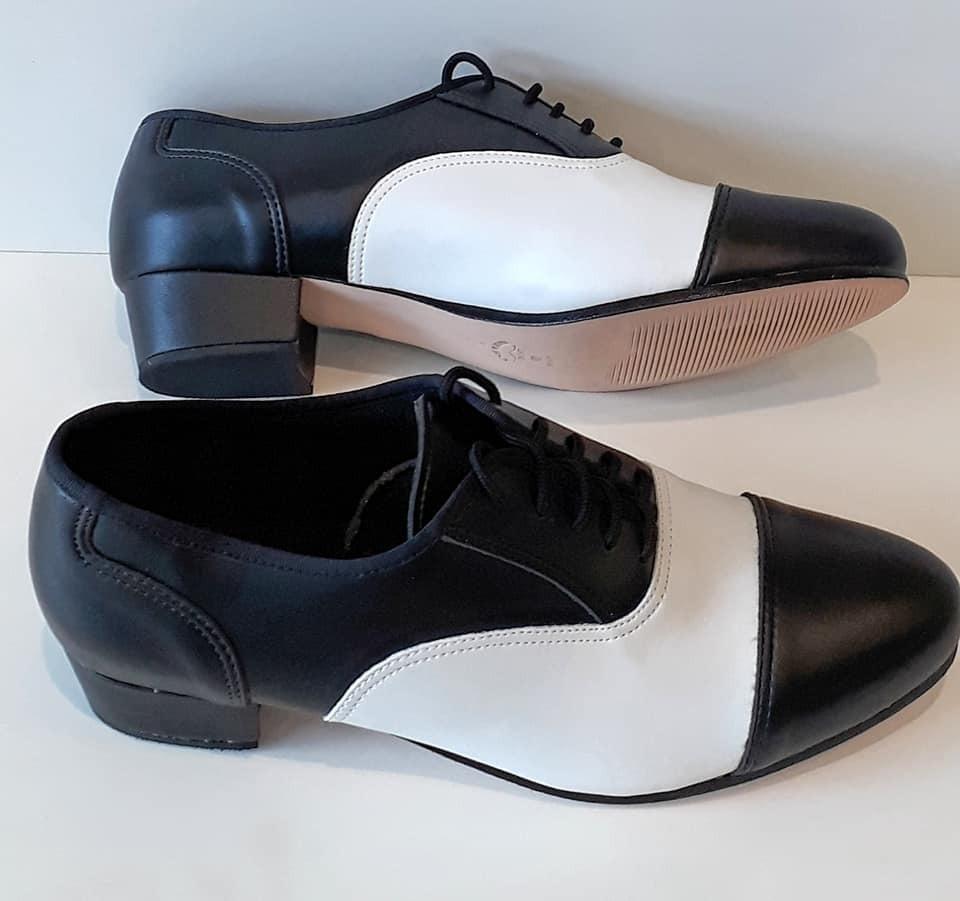 8d9754efe7 sapato de dança de salão masculino bicolor capezio. Carregando zoom.