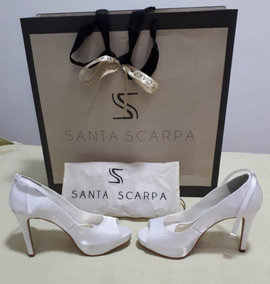 da5ad3a64 Sapato Noiva Scarpa no Mercado Livre Brasil