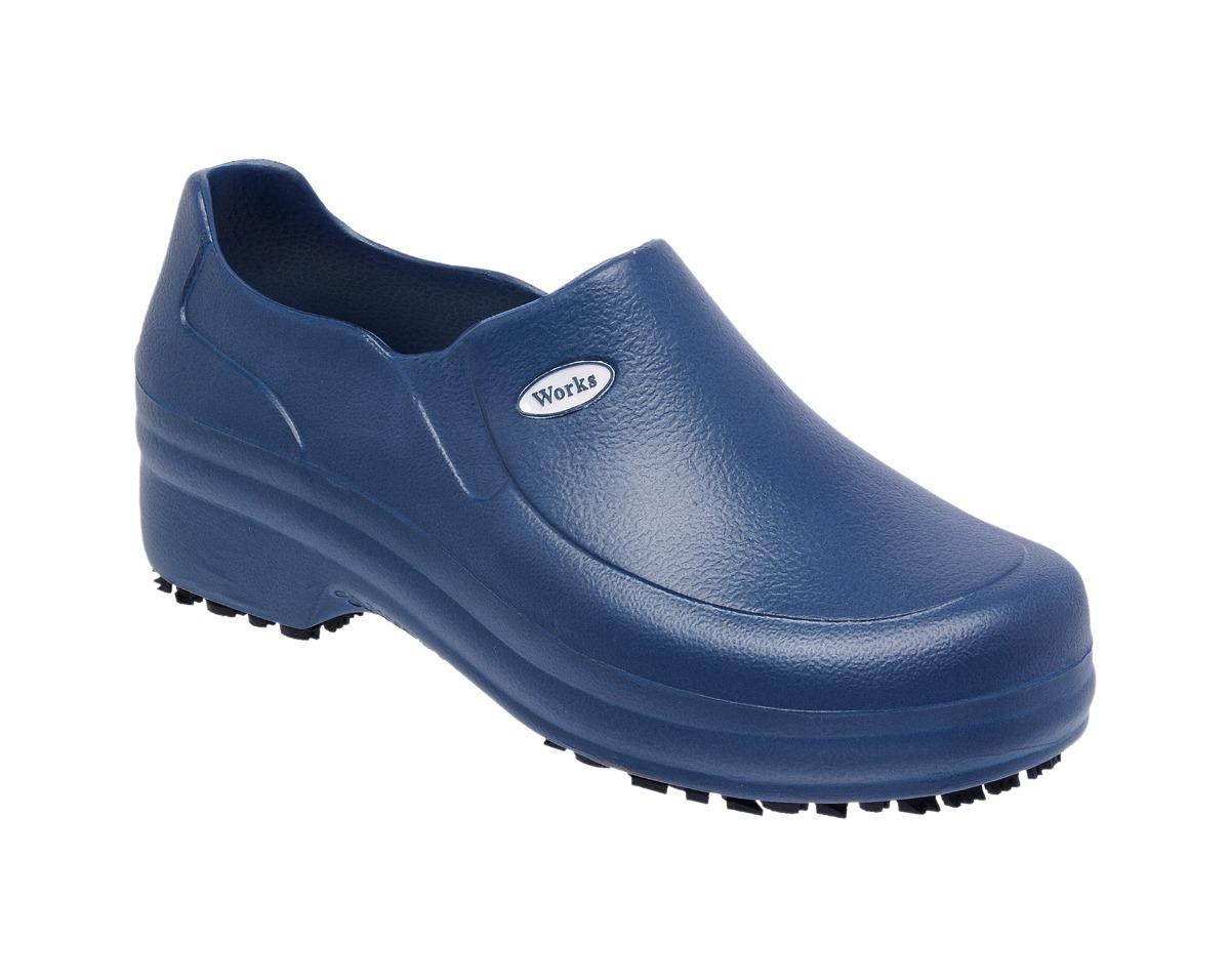 Sapato De Segurança Bb65 Soft Works Anti-derrapante - R  61,50 em Mercado  Livre f91d60169c