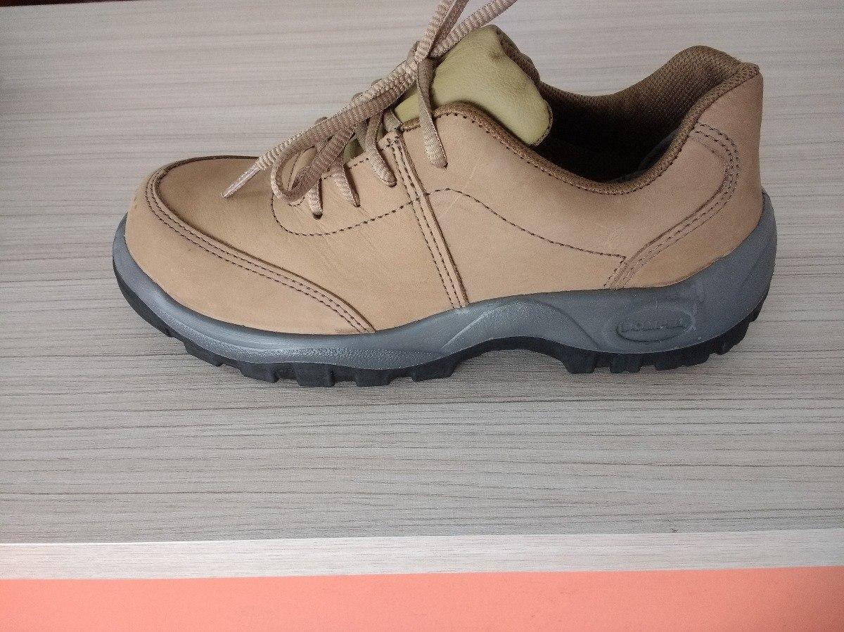 b7d43f8cc0ee7 Sapato De Segurança Bompel C.a Sem Biqueira - R  74,99 em Mercado Livre
