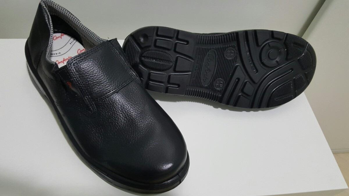 1e9d7803c5e9b Sapato De Segurança Conforto - R  60,00 em Mercado Livre