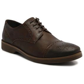 f564d4370 Sapato Democrata Social - Sapatos Marrom com o Melhores Preços no Mercado  Livre Brasil