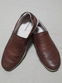 15992e551 Sapato Masculino Democrata Cor Tabaco Sapatos Sociais - Sapatos com ...