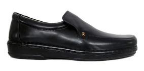 8acc73de7 Sapato Opananken Tradicional Preto 10101 - Sapatos com o Melhores ...