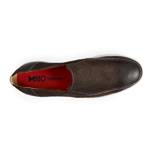 sapato dockside masculino sandro moscoloni lohan marrom