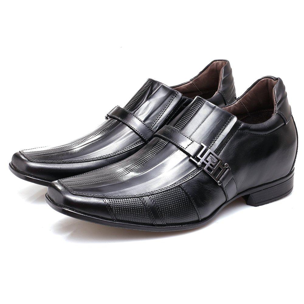 24d4368d1f sapato em couro rafarillo alth aumenta altura fivela 3245-00. Carregando  zoom.