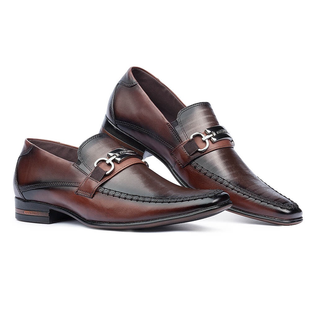 6e1c639442 sapato em couro rafarillo premier verniz 6118-00. Carregando zoom.