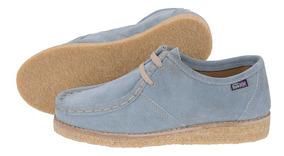 64c4cc0df52150 Sapato Estilo London Canadian Azul Bb Cacareco Anos 80