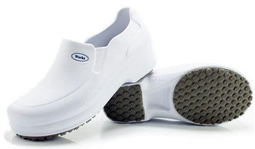 Sapato Eva Cozinha Hospital Enfermagem Branco Soft Works Epi - R  77 ... e09dfd6176