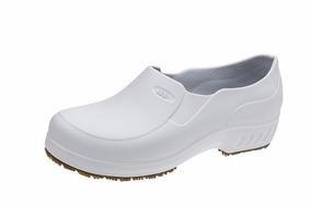 b53cce5eb7 Sapato Eva Flex Clean Marluvas Branco Antiderrapante Nº 38