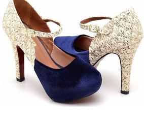 e056c697a9 Sapato Mucassim Scarpin Birello 36 - Sapatos no Mercado Livre Brasil