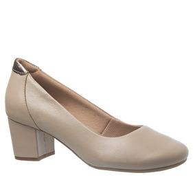 8a64d503d Sapato Em Couro Bege Donna Dorf Doctor Shoes - Calçados, Roupas e Bolsas  com o Melhores Preços no Mercado Livre Brasil
