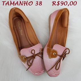 017f2bc26a Sapatilha Mirian Shoes Sapatilhas no Mercado Livre Brasil