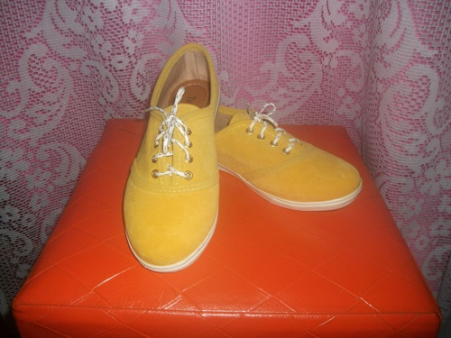 sapato feminino amarelo