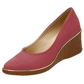 6995047c0 Sapato Feminino Anabela Azaleia - Sapatos com o Melhores Preços no Mercado  Livre Brasil