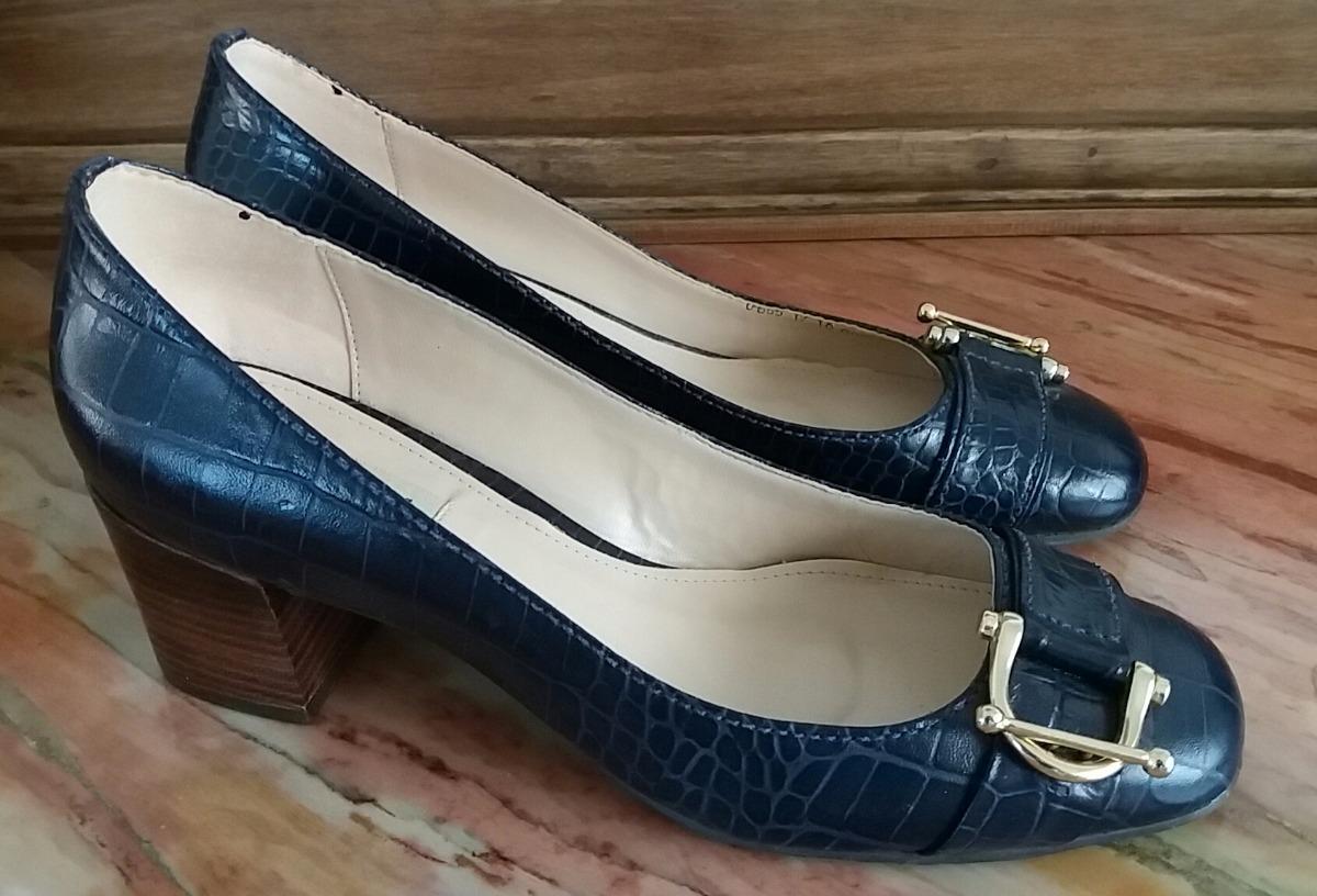 1ae6972a6f sapato feminino azul marinho shoestock 37. Carregando zoom.