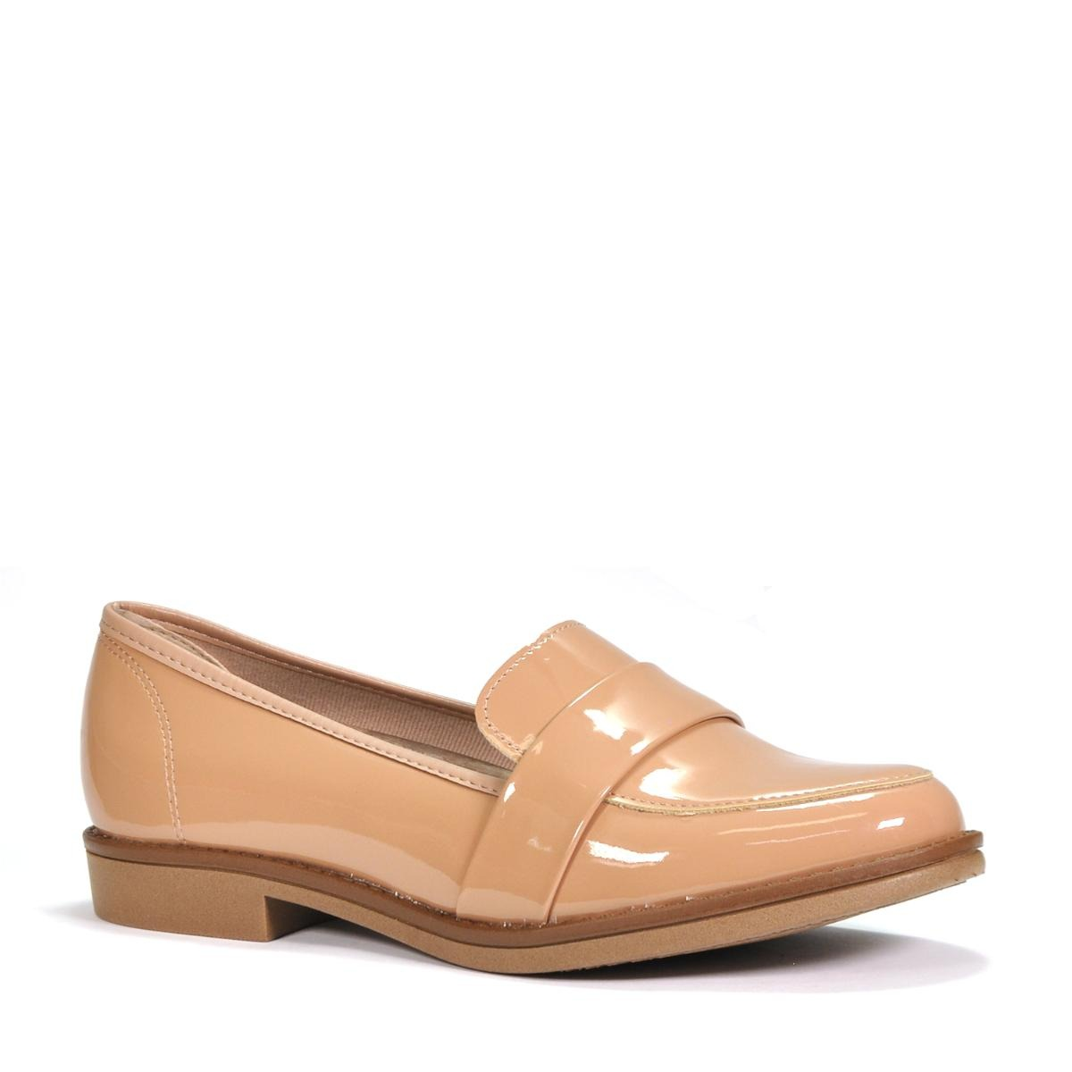 1b37d48e54 sapato feminino beira rio verniz premium 976182 original. Carregando zoom.