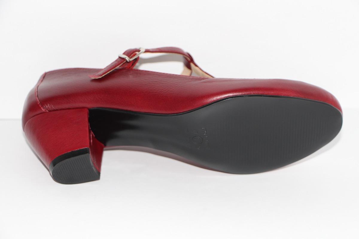 d5690a2bf6 sapato feminino boneca dança de salão 5cm couro legítimo r6. Carregando  zoom... sapato feminino boneca. Carregando zoom.