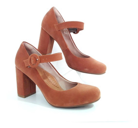 0bf2fc8ac Sapatos Bebece Salto Grosso - Sapatos com o Melhores Preços no Mercado  Livre Brasil