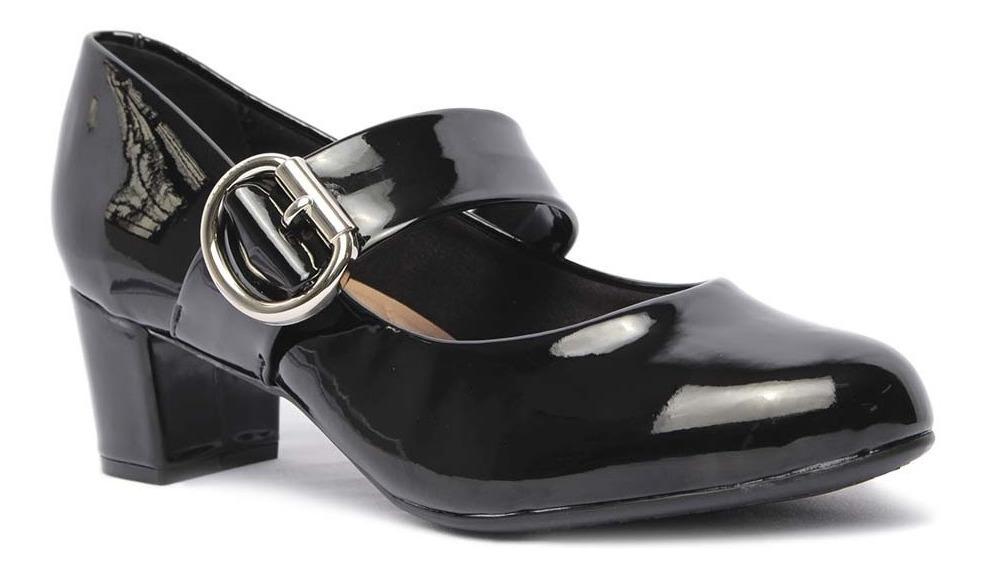 c127b388d Sapato Feminino Boneca Salto Baixo Beira Rio Conforto - R$ 120,00 em ...