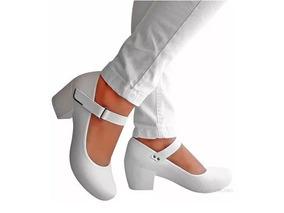 41c22ccb62753 Sapato Branco Enfermagem Feminino Boa Onda - Sapatos com o Melhores Preços  no Mercado Livre Brasil